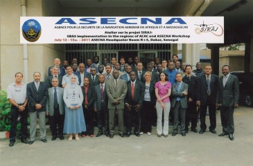GNSS in Africa